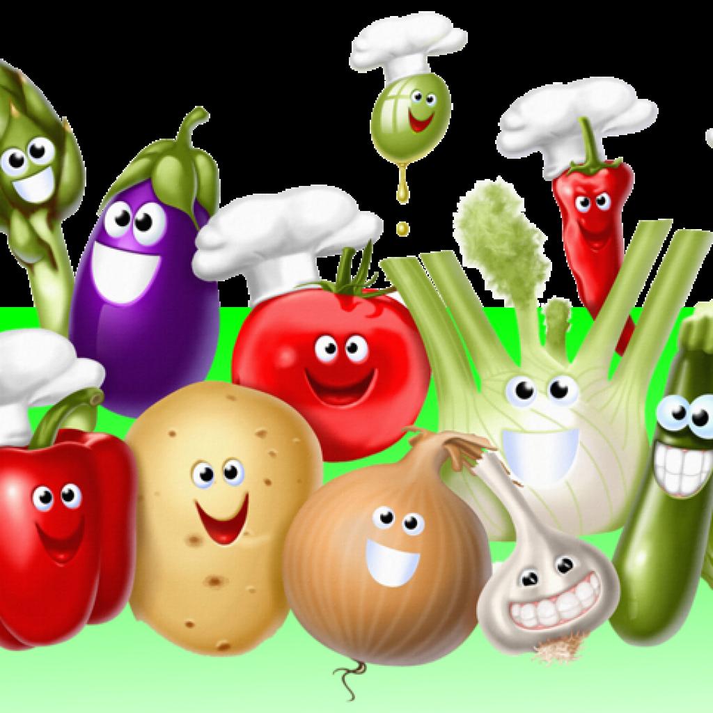 овощи анимационные картинки курсор