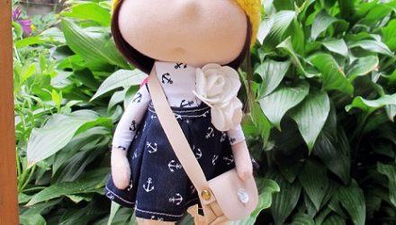 Мастер класс куколка Милашка