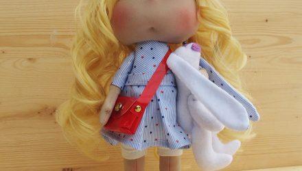 Мастер класс куколка Вася (Василиса)