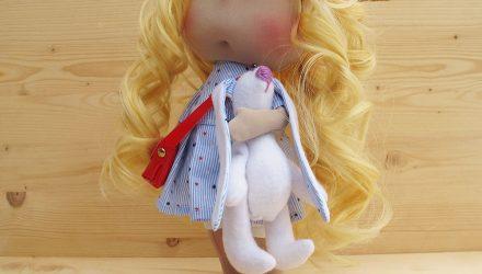 Куколка от прилежной ученицы из Германии