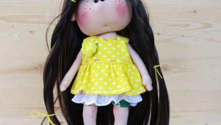 Набор для шитья интерьерно-игровой куколки Есеня