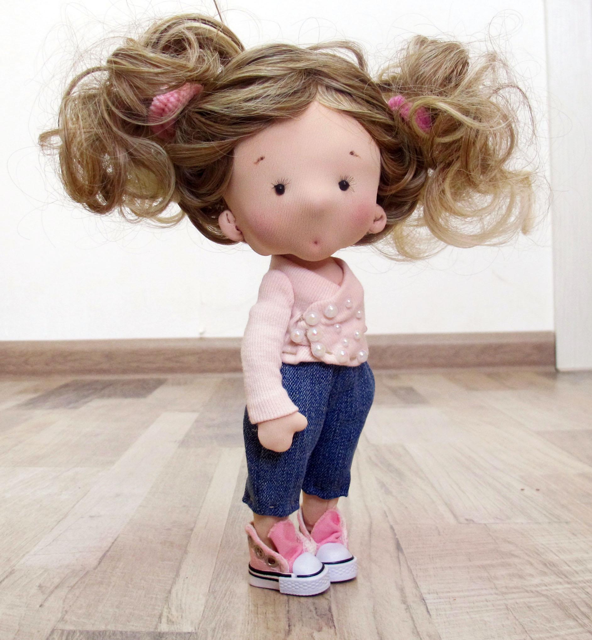 куколка 23 см