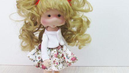 Куколка Даша