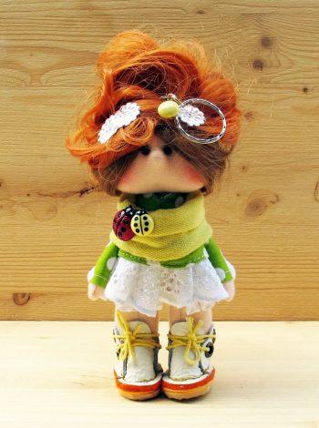 куколка брелок онлайн школа