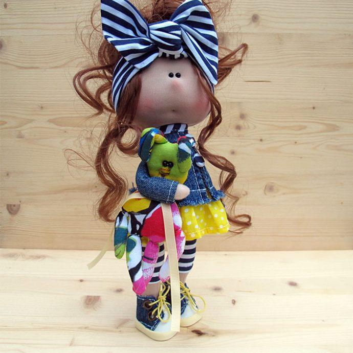 Набор куколка Анфиса